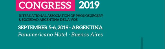 World Phonosurgery Congress 2019